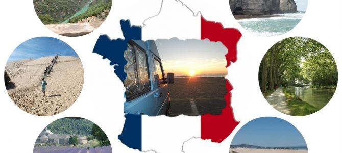 Perchè scoprire la Francia in camper