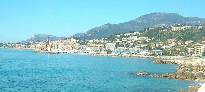 La Costa Azzurra in camper: da Menton a Saint Tropez