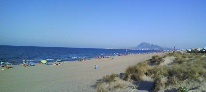 Spagna Costa dell' Est in camper (prima parte)