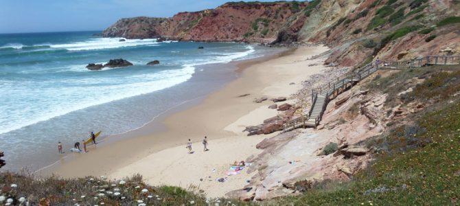 Portogallo in camper : l' Algarve