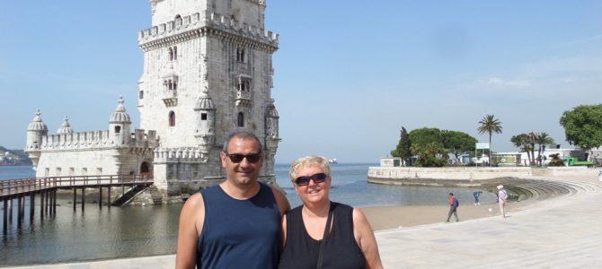 Portogallo in camper:  Lisbona  e dintorni