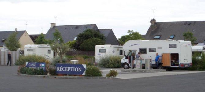 Aree sosta, campeggi,  service e disabili in Francia