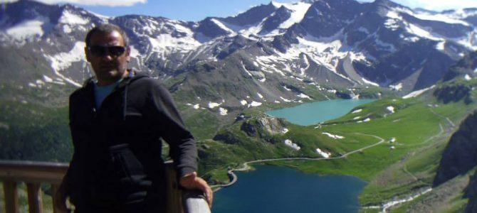 Il colle del Nivolet:  in camper verso il Paradiso !