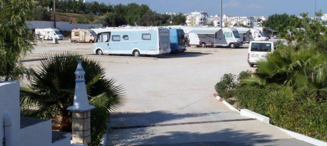 Le possibili soste in camper in Portogallo