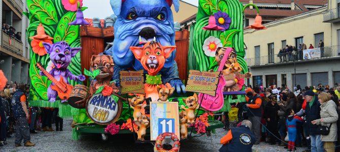 Piemonte: Carnevale storico di Santhià e ritrovo camperisti