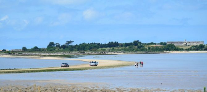 Francia atlantica in camper: da Noirmoutier a Rochefort