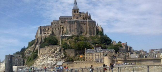 La Normandia in camper: la costa ovest, tra spiagge e fari