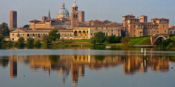 La Provincia di Mantova in camper