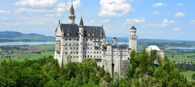 Germania in camper: Romantische Strasse (prima parte)