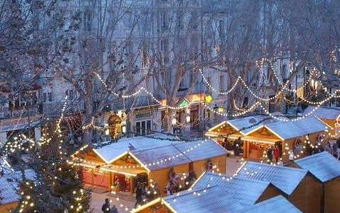Natale in Provenza in camper