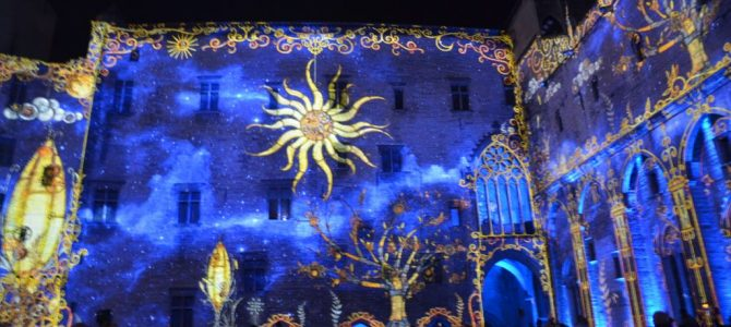 Scopriamo Avignon e Les Luminessences