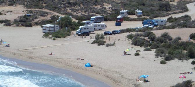 Spagna Costa dell' Est in camper (seconda parte)