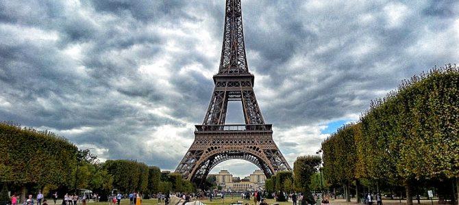Parigi in camper