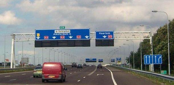 Viabilità  e regole in Olanda