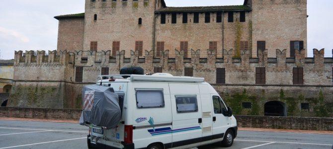 La provincia di Parma in camper