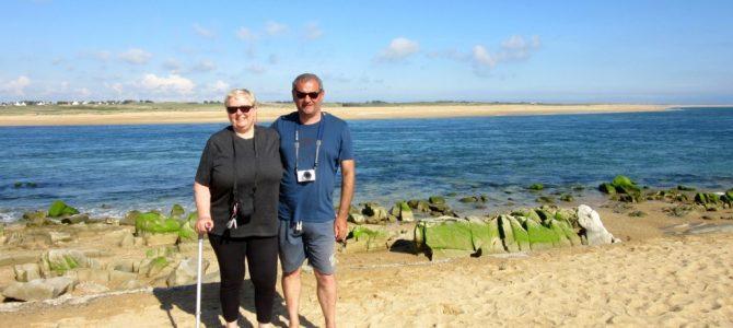 Bretagna in camper:  Morbihan la costa