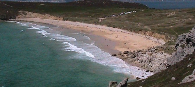 Bretagna in camper: Finistere costa ovest