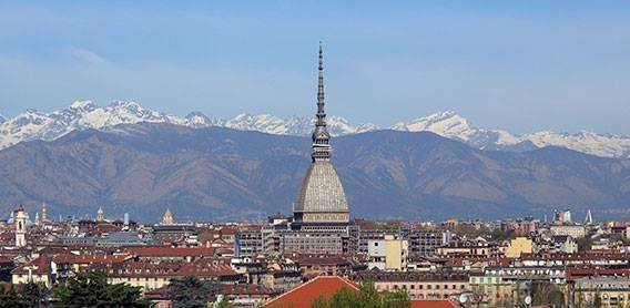 Torino in camper
