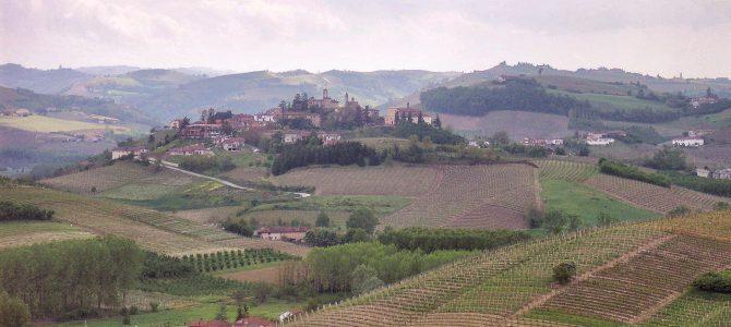 Cuneo e le Langhe in camper